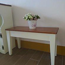 戀戀小木屋 簡約款 長凳 椅凳。現貨