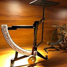 德國 大型 古董 機械秤