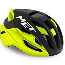 【online bike】線上單車 MET RIVALE 安全帽 螢光黑黃