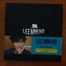 李敏鎬  代言韓國登山品牌『EIDER』限量寫真集『Re:mind minho & Eider vol.1』贈送CD