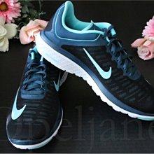 真品保證 NIKE FS LITE RUNNING 4 耐吉 輕盈舒適透氣 馬拉松 女慢跑鞋 運動鞋  9號