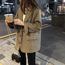 西裝外套DANDT 復古格紋西裝外套(20 SEP)同風格請在賣場搜尋 SHA 或 歐美服飾