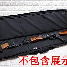 [01] 台製 120cm 單槍袋 ( 槍盒槍箱槍包槍套槍袋步槍卡賓槍衝鋒槍散彈槍長槍袋BB槍狙擊槍98K M4 AK