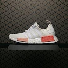 Adidas NMD_R1 桃粉 玫瑰 百搭 透氣 休閒運動慢跑 BY9952 女鞋