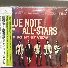 [ 沐耳 ]Blue Note All-Stars  Our Point Of View【2CD】藍調之音-全明星鉅獻 / 創世觀點!