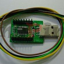 萬平科技USB To TTL(3.3V) , 支援Win10,Android,PL2303GC,電源/TX/RX三色燈