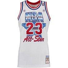 M&N NBA Michael Jordan 明星賽 球衣 91 ASG Mitchell & Ness