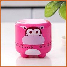 【Love Shop】卡通動物造型廚房計時器 提醒器 倒計時 機械鬧鐘 計時器/鬧鐘/烹飪鐘