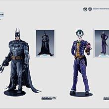 ArtLife @ McFarlane DC MULTIVERSE BATMAN JOKER 阿卡漢 蝙蝠俠 小丑