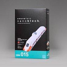 (nanoblock)台灣高鐵列車積木 700T列車造型