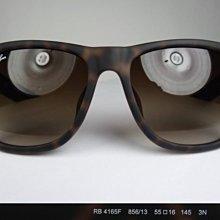 【信義計劃】公司貨 Ray Ban 雷朋太陽眼鏡 RB4165F 義大利製 復古膠框 超越 Moscot Tart