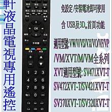 【偉成】瑞軒專用液晶電視遙控器-VIZIO型號V1210/原廠模外觀/免設定
