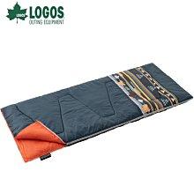 日本LOGOS│72600012 墨綠那華荷丸洗兩用睡袋│5度│可雙拼  寢具│德晉 大營家露營登山休閒