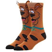 長襪史酷比襪子?超可愛 卡通 立體 咖啡色