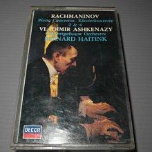 Rachmaninov Piano Concerto No.4 op.40 in G minor無黴 原版錄音帶卡帶佳