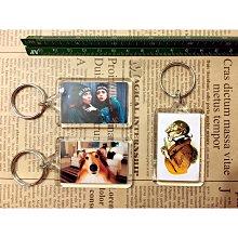 〈壓克力雙面吊飾〉客製化 訂做 訂製 鑰匙圈 吊飾