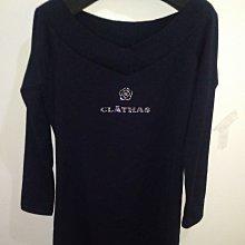 日本品牌Clathas 深藍色上衣(同theme,ef de,clear,0918)