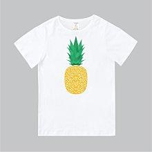 T365 MIT 親子裝 T恤 童裝 情侶裝 T-shirt 短T 水果 FRUIT 鳳梨 PINEAPPLE