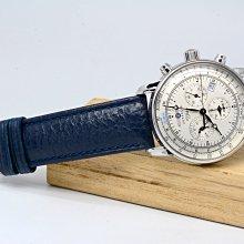 《寶萊精品》ZEPPELIN 齊柏林計時儀男子錶