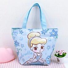 迪士尼Q版公主 保冰保溫手提袋