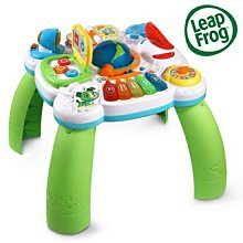 *小踢的家玩具出租*C2521 Leapfrog跳跳蛙 探索學習桌~即可租