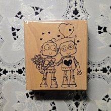 貝登堡印章~G章(GT-4995)戀愛機器人