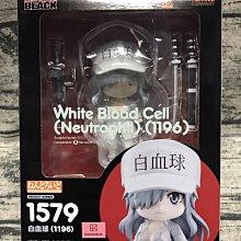 【G&T】GSC 黏土人 #1579 工作細胞 BLACK 白血球 (1196) 124233