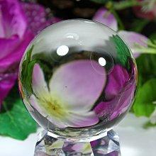 孟宸水晶 = A9040 (100%天然超清透白水晶球241克)