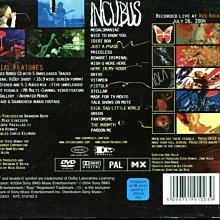 *真音樂* INCUBUS / ALIVE CD+DVD 二手 K0232 (上殼切痕)  (清倉.下標賣3)