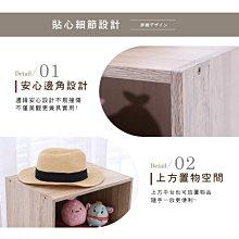 和室桌 外宿  收納【澄境】新品 二入粉彩三層創意書櫃BO052(同色系二入)床頭櫃/書櫃/收納/置物櫃/三空櫃