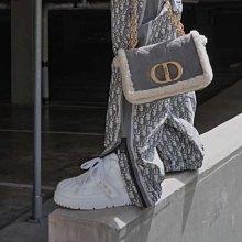 【妖妖代購】dior 21新款貝殼頭休閒鞋/小白鞋(兩色)