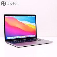 【US3C-台中店】2020年 Apple MacBook Pro Retina 13吋 TB M1 8C8G 256G SSD 原廠保固內 UCare保固一年