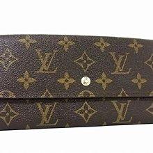 LV Louis Vuitton 發財長夾 老花 長夾 vintage