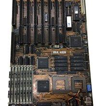 ISA-486 工業主機板 工控板 主機板 PCB 電路板 79