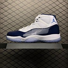 Air Jordan 11 UNC AJ11 白藍 百搭 高筒 運動籃球鞋 378037-123 男