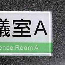 (((標示牌專家))) 辦公室門牌 壓克力門牌 雕刻數字牌 識別名牌 胸牌 飯店鑰匙牌