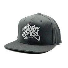【DOOBIEST】TRIBAL DARK GREY DYSE – SNAPBACK CAP
