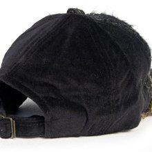 【Angeles甜美注目款☆K685-2☆韓製優質棒球帽 -黑色款】帽子專賣店