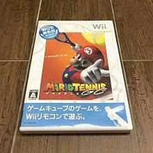 免運 Wii 【瑪莉歐網球】日版日文 原版遊戲片 mario tennisball 馬力歐 瑪利歐 馬里奧 wiiu Nintendo 任天堂