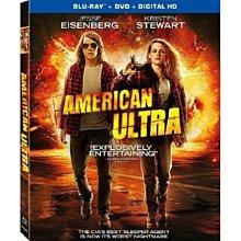 【藍光電影】廢柴特務/超能特工 American Ultra (2015) 美式極端/美國極端 80-049