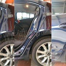 新馬3 M3 Mazda 3 專用 汽車隔音條 B柱車門 AX005 / C柱車身 AX007 任選 隔音條