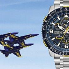 最新款全鋼藍寶石鏡面CITIZEN星辰天鷹光動能全球電波時計雙顯F-18藍天使飛行隊紀念錶稀有款萬年曆潛水表航空表LED夜光兩地時間SEIKO精工ORIS卡西歐