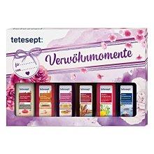 德國tetesept香氛泡澡油沐浴禮盒組 20ml*6入