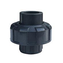 『鑫盛五金』PVC活接國標油任尤令由任耐酸堿腐蝕魚缸給水管件UPVC化工級配件