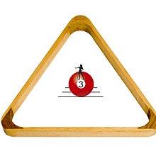 ☆ 日昇 嚴選 ☆【撞球桌 專用木質三角框 】撞球桿 撞球台