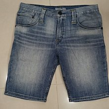 Levis 牛仔短褲 五分褲 九成新