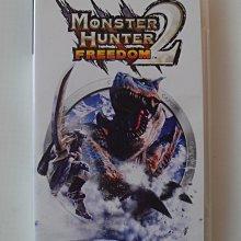 PSP 魔物獵人 2 英文版