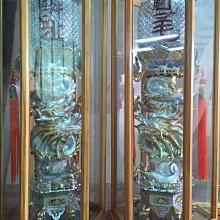 巨臣佛俱佛具~2尺2龍柱型錫燈