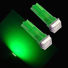 【PA LED】T5 T6.5 SMD LED 綠光 排檔燈 儀表燈 儀表指示燈 中控燈 冷氣燈 面板燈 檔位燈