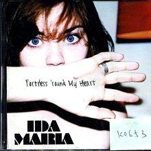 *真音樂* IDA MARIA / FORTRESS / ROUND 二手 K0653 (封面底破.CD有缺口不影響讀取) (清倉.下標賣3)